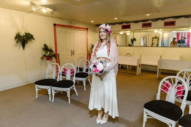 Сандра Бланка вийшла заміж
