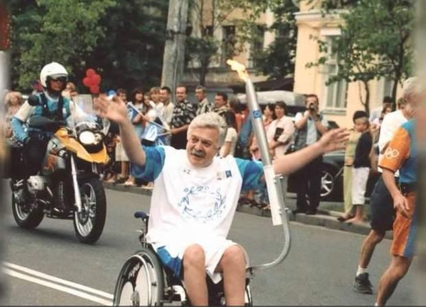 Микола Подрезан