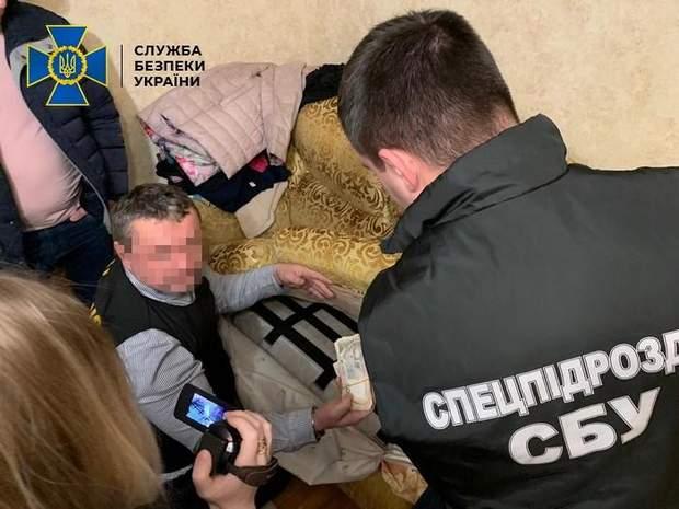 СБУ затримала начальника одного з відділів Міноборони