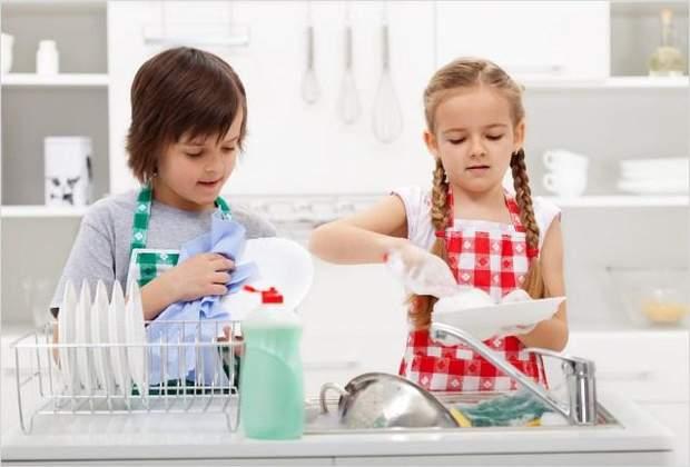 Домашні обов'язки дітей