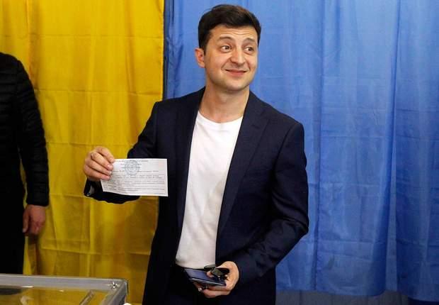 вибори президента, другий тур, Зеленський