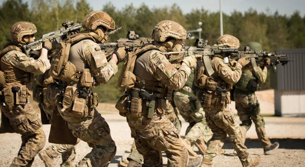 сертифікаці НАТО, 140 центр спецпризначення