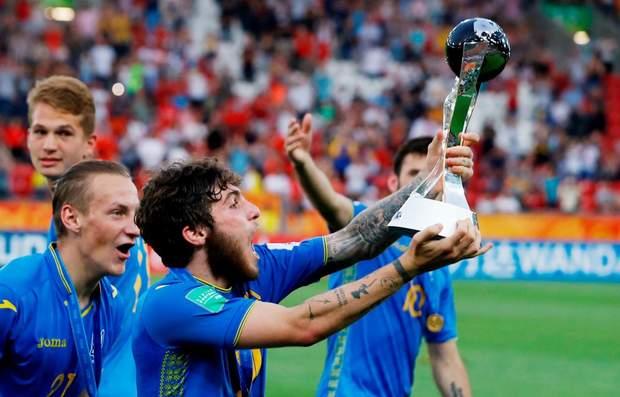 молодіжна збірна України, чемпіонат світу