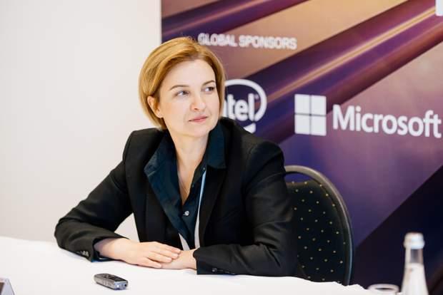 Ірина Волк, Dell