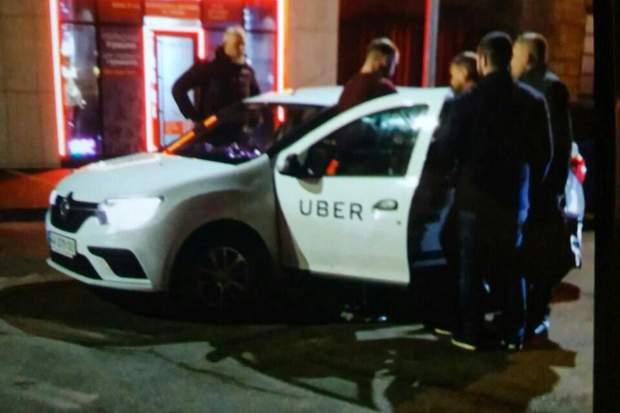 Дніпро бійка таксі Uber