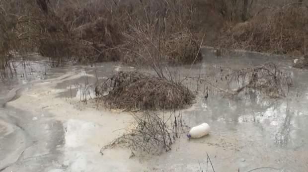 річка нечистоти