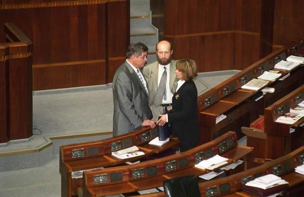 Лазаренко, Тимошенко і Турчинов