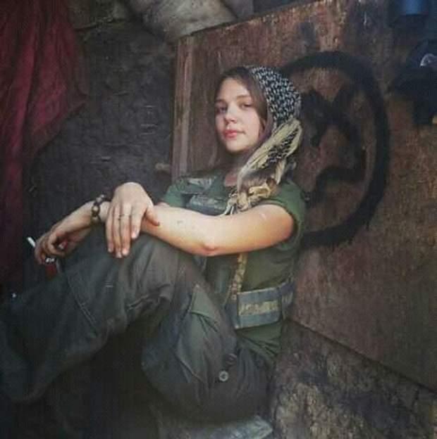 Анна батальйон ЗСУ