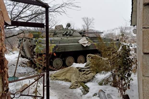 Збройні сили України війна