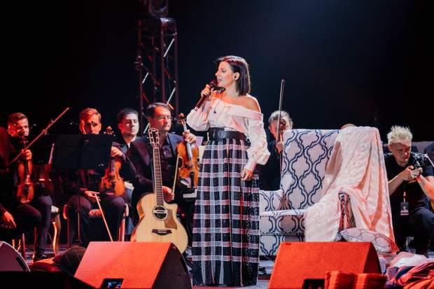 Оксана Муха вирушить у турне містами України