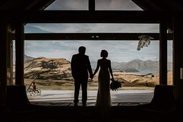 Захоплююче фото наречених з Нової Зеландії
