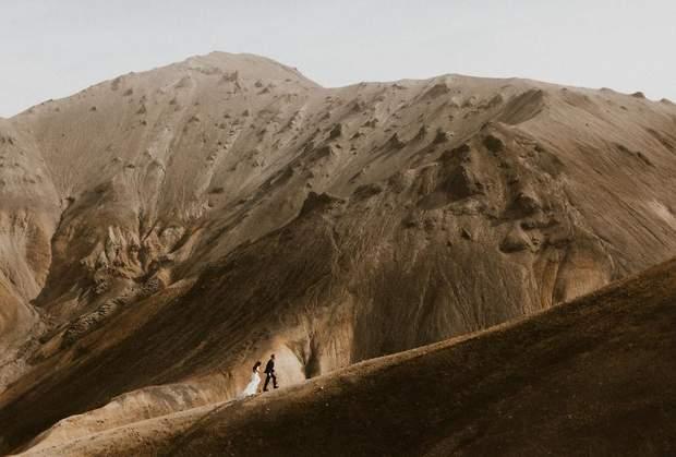Ефектне фото зроблене у нагір'ї Ісландії