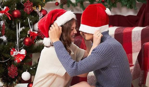 Стосунки на новорічні свята