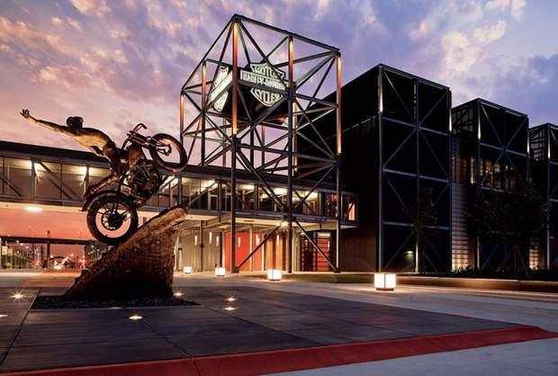Музей мотоциклів Harley-Davidson
