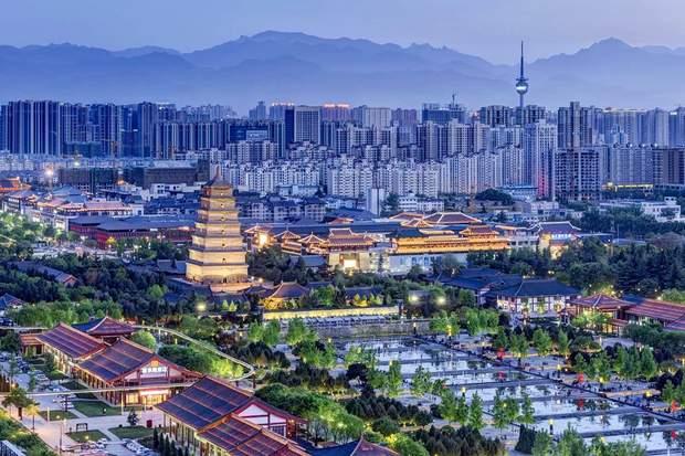 Сіань, Китай