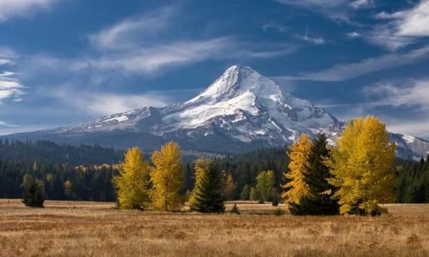 Каскадні гори, Орегон