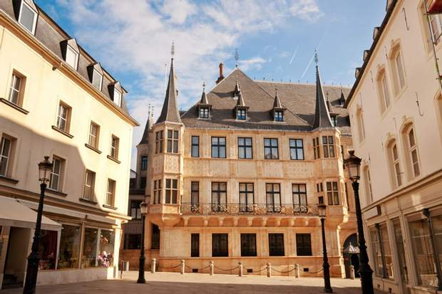 Резиденція Великого Герцога Люксембурзького