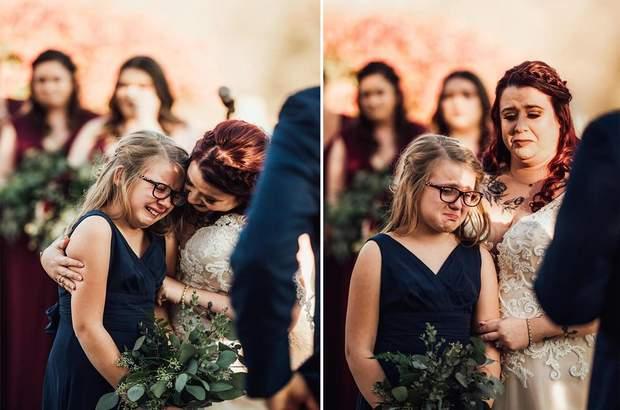 Обітниця на весіллі