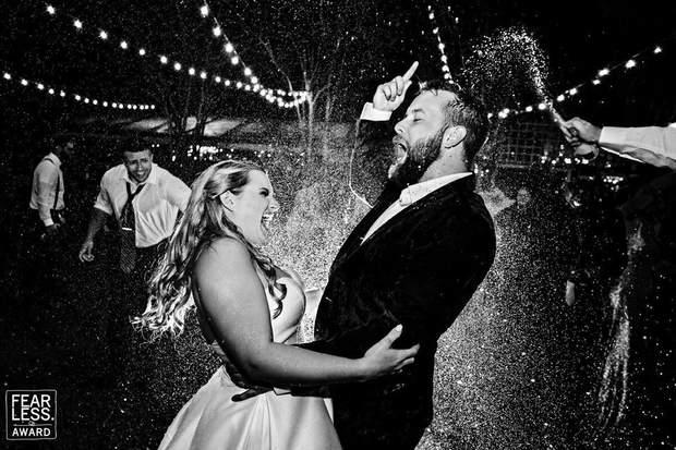 Весілля Бет і Чада на Смарагдовому острові, штат Північна Кароліна