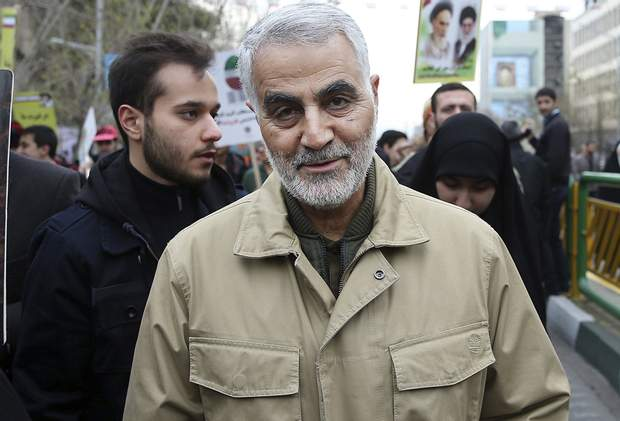 сулеймані іран трамп