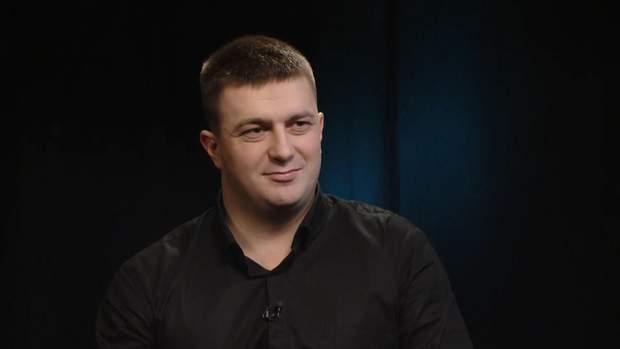 Сергій Голяка Війна на Донбасі кіборги Донецький аеропорт