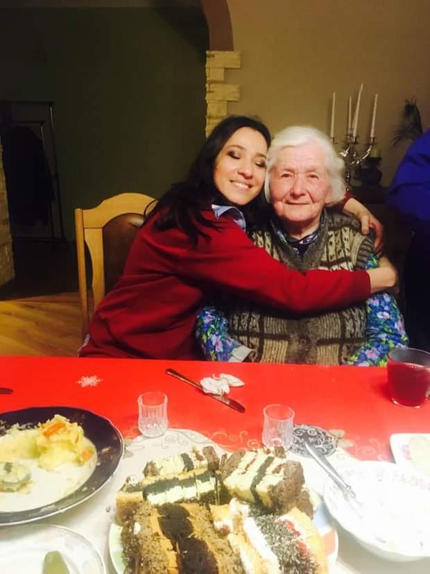 Наталка Карпа розповіла про смерть бабусі