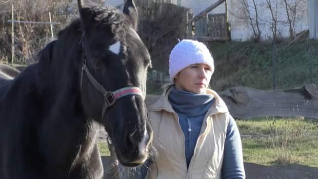 Власниця коней