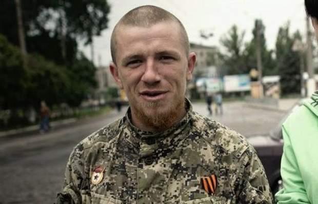 Моторола ДНР Війна на Донбасі