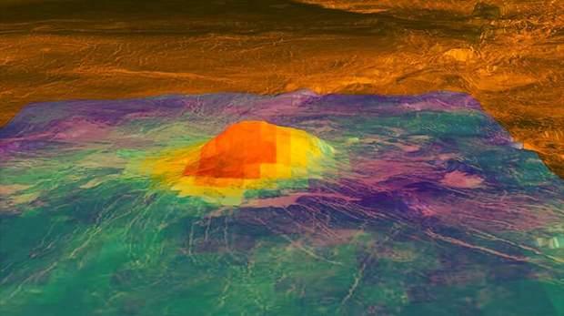 Вчені встановили цікавий факт про Венеру