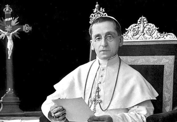 папа Бенедикт ХV