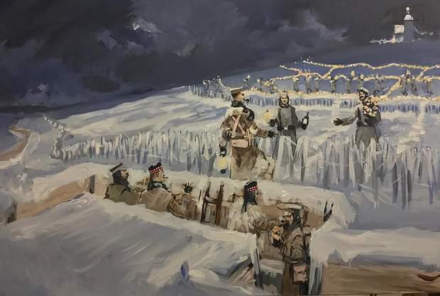 Різдвяне перемир'я