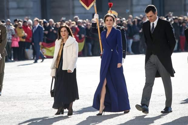 Королева Іспанії Летиція