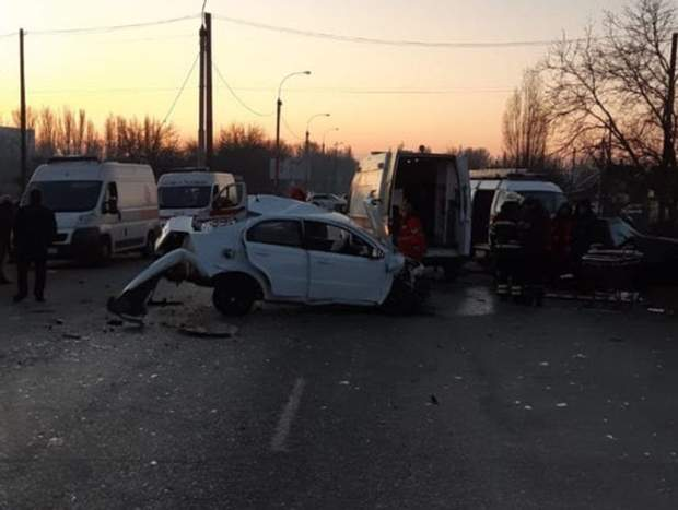 ДТП Дніпропетровщина аварія