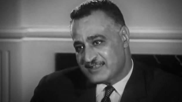 Гамаль Насер