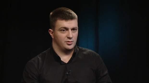 Сергій Голяка