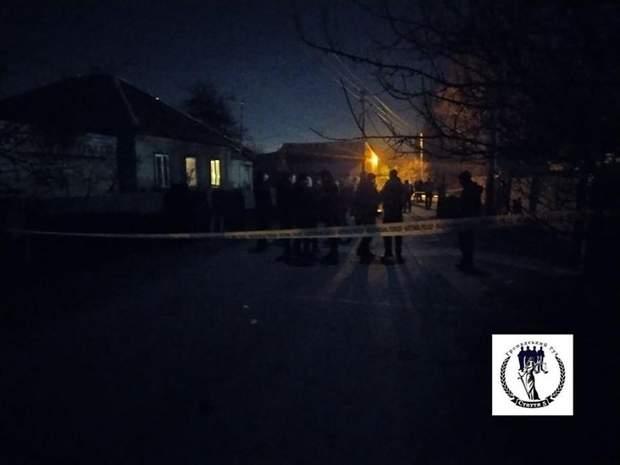 Вбивство, Кіровоградська область, Світловодськ, чоловік і жінка, поліція