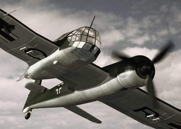 розвідувальний літак