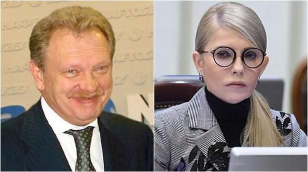 Дубина і Тимошенко