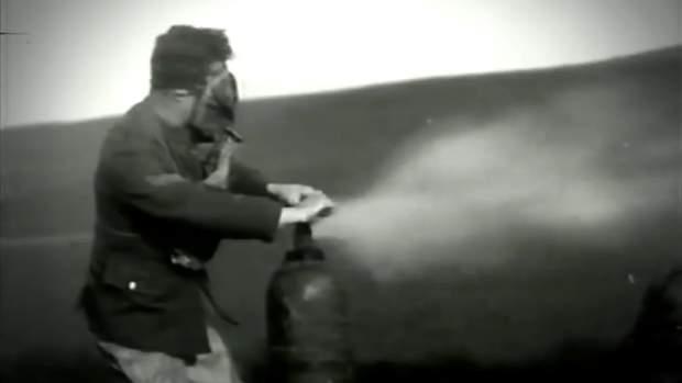 хімічна зброя на війні