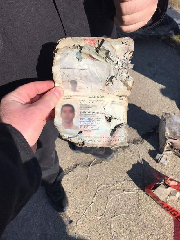 авіакатастрофа літака мау іран