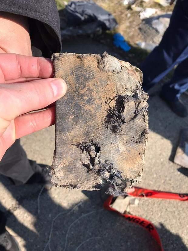 авіакатастрофа літака мау іран фото