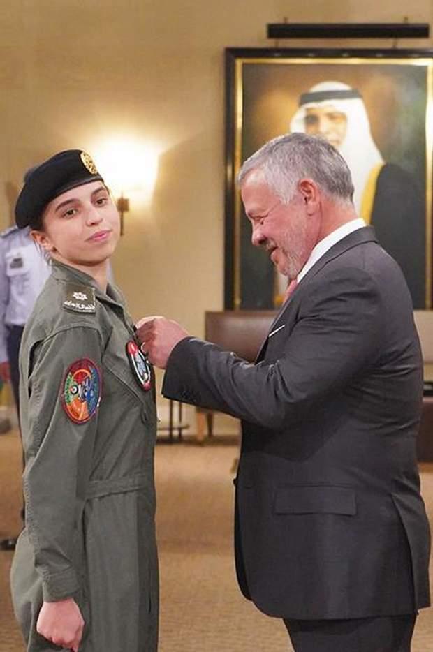 Принцеса Йорданії Сальма