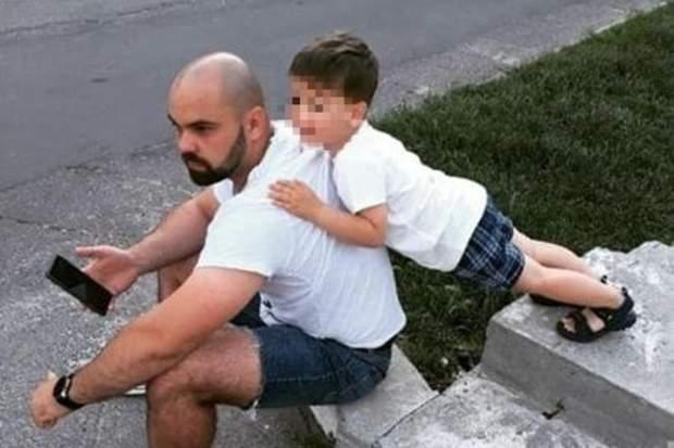 Чебукін із сином