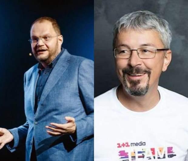 Володимир Бородянський Олександр Ткаченко