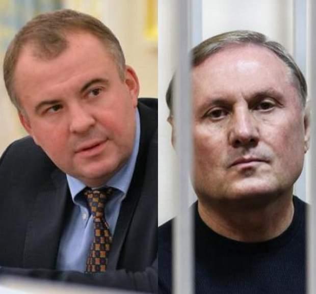 Олег Гладковський Олександр Єфремов