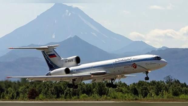 Авіакатастрофа компанії