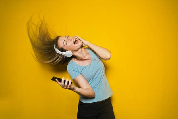 Які емоції відчуває людина при прослуховуванні музики