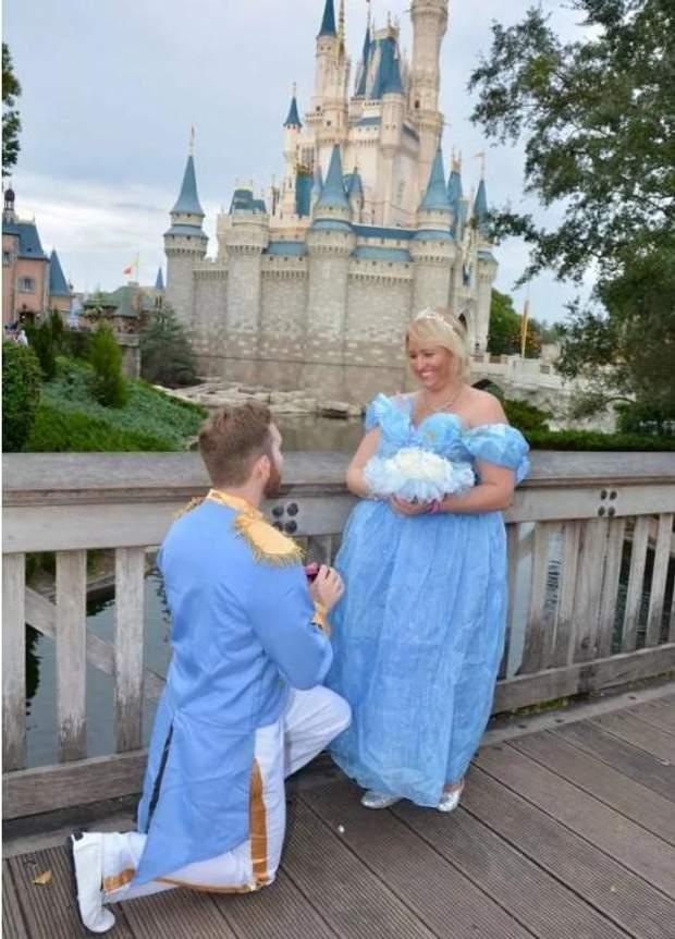 Весілля у стилі Disney