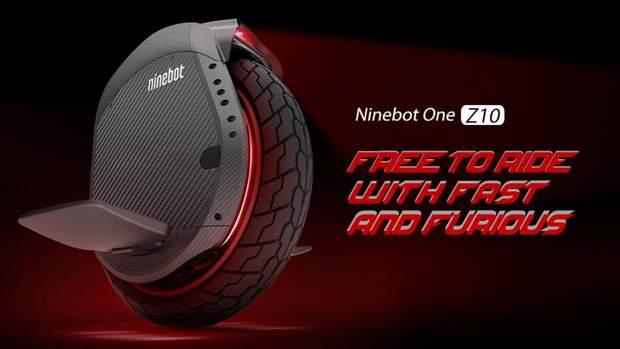 Ninebot Uncycle