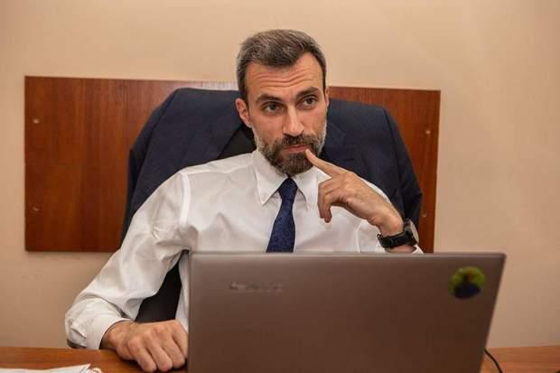 Андрій Козлов, юрист, авіатрагедія